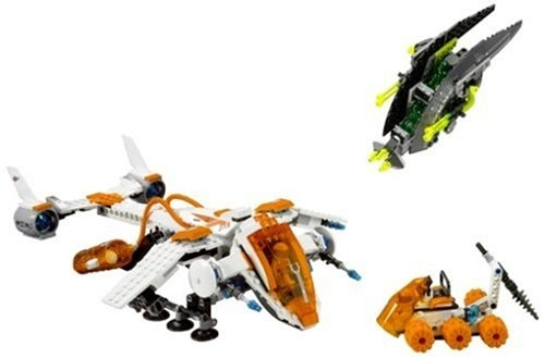 LEGO® Space MX Forschungstransporter (7692-1) erschienen in (2007) - Bild: 1