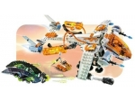 LEGO® Space MX Forschungstransporter (7692-1) erschienen in (2007) - Bild: 2