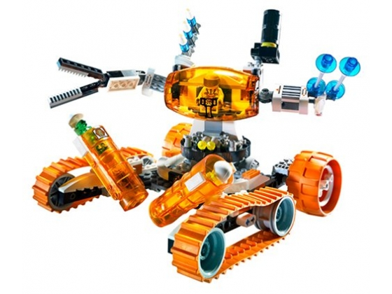 LEGO® Space Robo-Raupe Exclusive MT-51 (7697-1) erschienen in (2007) - Bild: 1