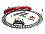 LEGO® Train Passagierzug (7938-1) erschienen in (2010) - Bild: 1