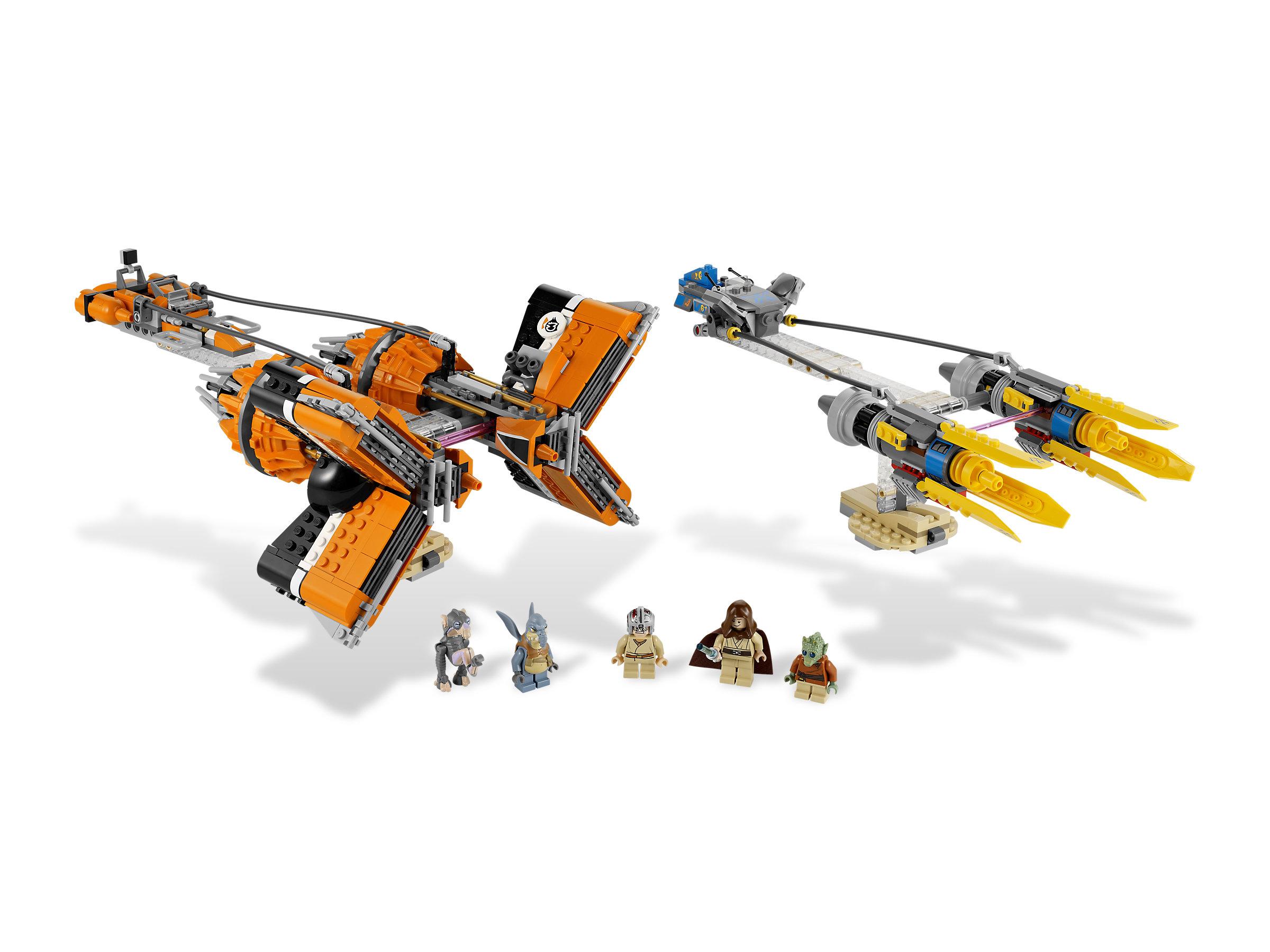 LEGO STAR WARS ORIGINAL MINIFIGURE MINIFIGURA WALD SET 7962