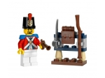 LEGO® Pirates Soldat (8396-1) erschienen in (2009) - Bild: 1