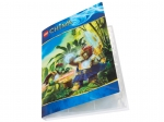 LEGO® Gear LEGO® Legends of Chima™ Game Cards Binder (850598-1) erschienen in (2013) - Bild: 1