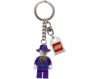 LEGO® Gear Super Heroes The Joker Schlüsselanhänger (851003-1) released in (2014) - Image: 1
