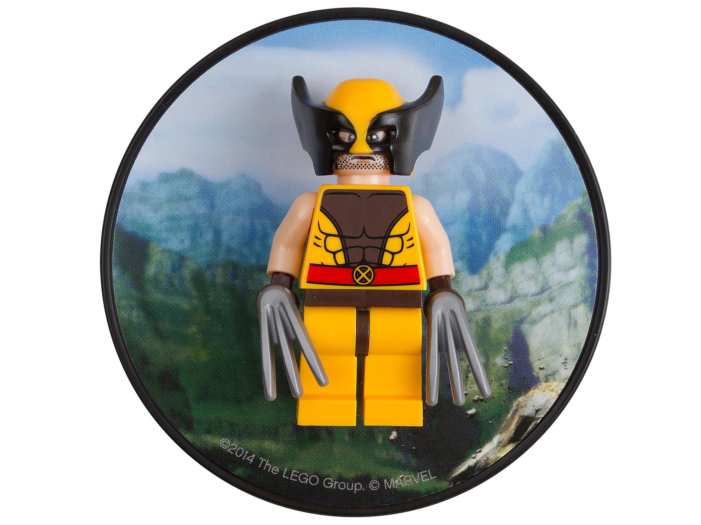 Wolverine Magnet 851007 1