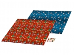 LEGO® Gear LEGO® Holiday Wrapping Paper (851407-1) released in (2016) - Image: 1