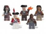 LEGO® Pirates of the Caribbean Pirates of the Caribbean Battle Pack (853219-1) erschienen in (2011) - Bild: 1