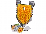 LEGO® Gear NEXO KNIGHTS™ Knight's Power Up Shield (853507) released in (2016) - Image: 1