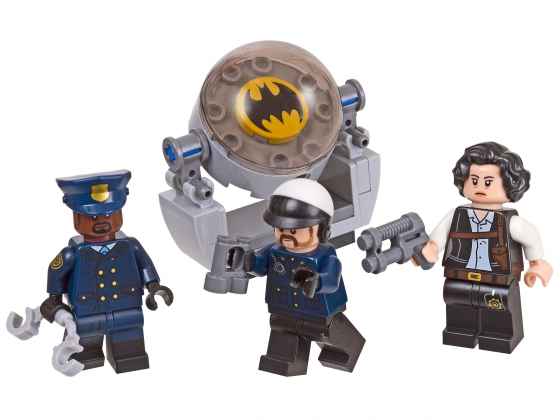 LEGO® The LEGO Batman Movie THE LEGO® BATMAN MOVIE Accessory Set (853651) released in (2017) - Image: 1