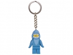 LEGO® Gear LEGO® Shark Suit Guy Key Chain (853666-1) released in (2016) - Image: 1