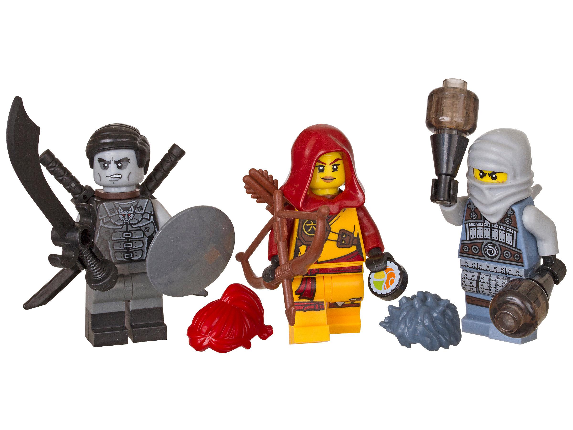Lego ninjago zubeh rset 2017 853687 1 - Lego ninjago 6 ...
