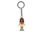 LEGO® Gear Olivia Key Chain (853883-1) released in (2019) - Image: 1