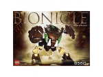 LEGO® Bionicle Pahrak (8560-1) released in (2002) - Image: 1