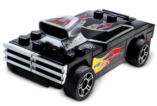 LEGO® Racers Power Cruiser (8643-1) released in (2005) - b4761738758
