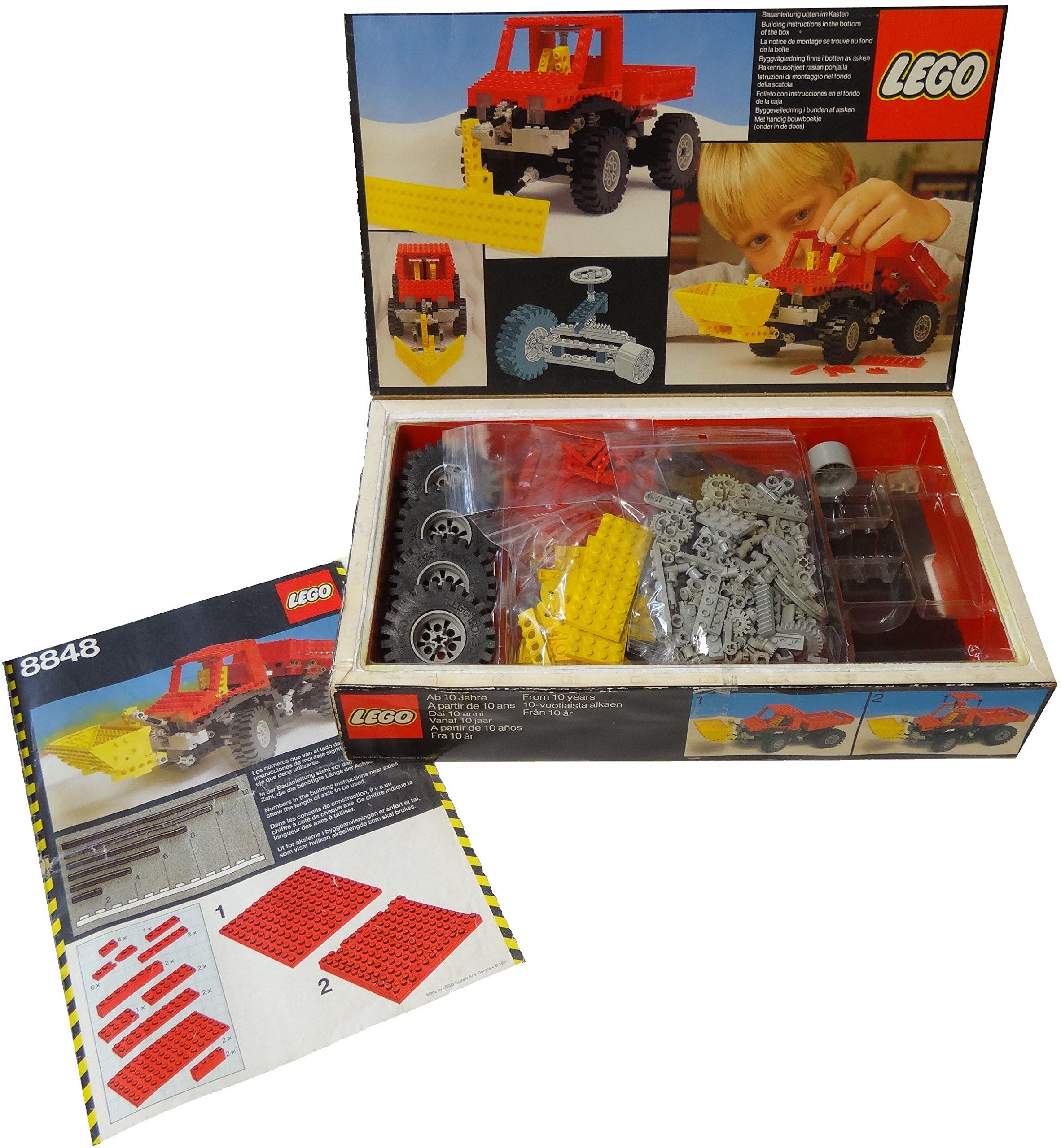 Power Truck 8848