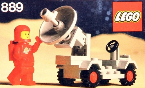 LEGO® Theme: Space | Sets: 333
