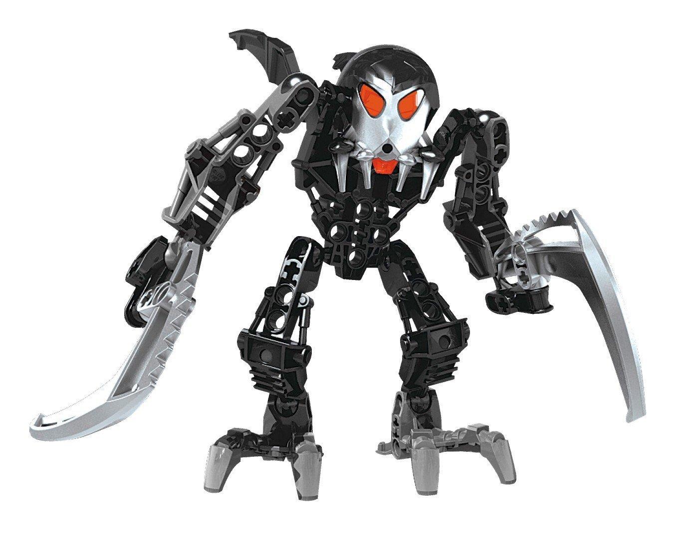 Lego 8947 bionicle KARDA nui Matoran radiak d/'occasion