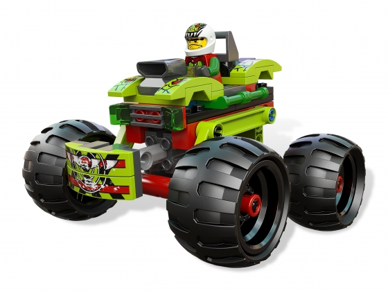 LEGO® Theme: Racers | Sets: 265