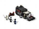 LEGO® Monster Fighters Fahrende Vampirgruft (9464-1) erschienen in (2012) - Bild: 1