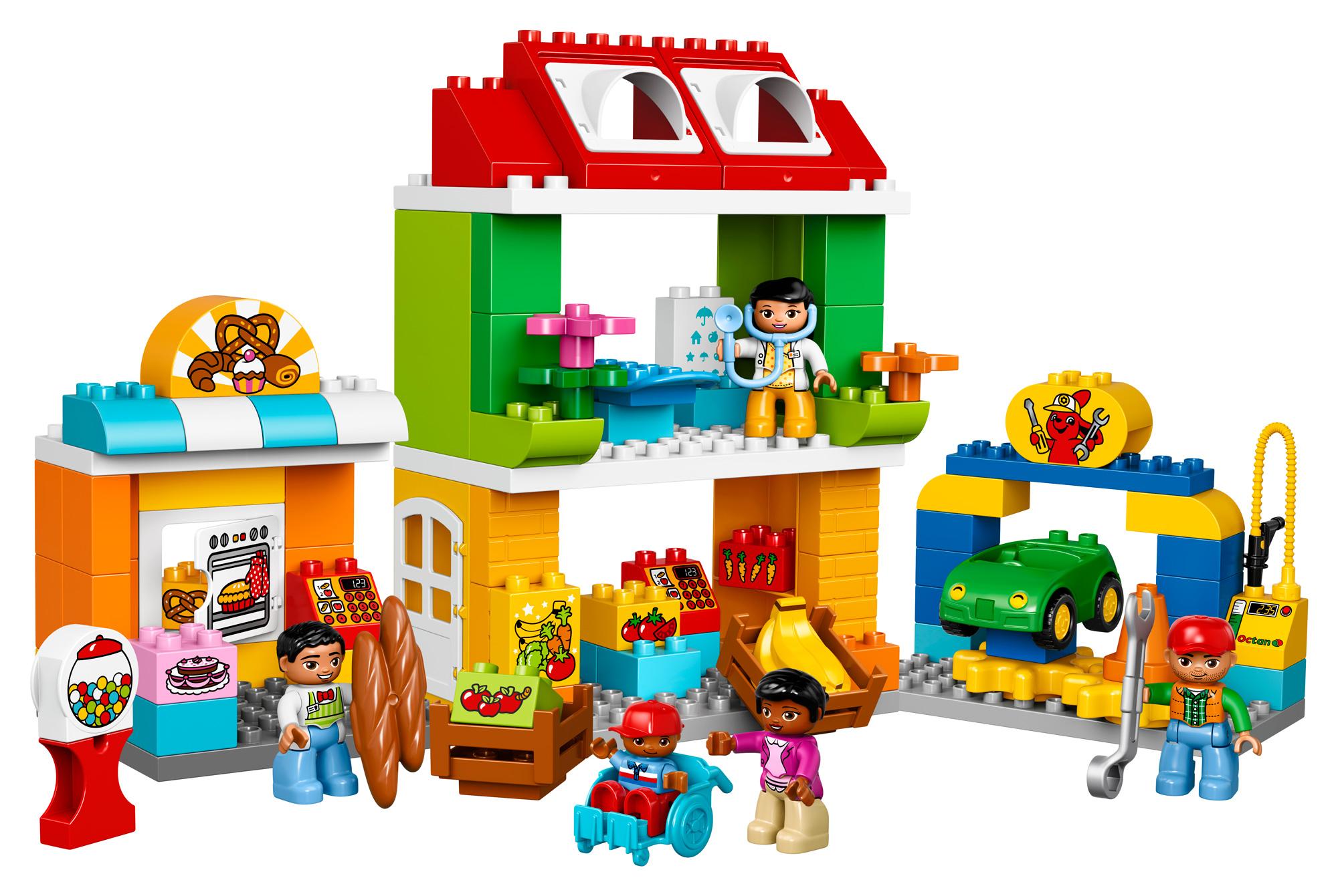 neue lego duplo sets anfang 2017. Black Bedroom Furniture Sets. Home Design Ideas